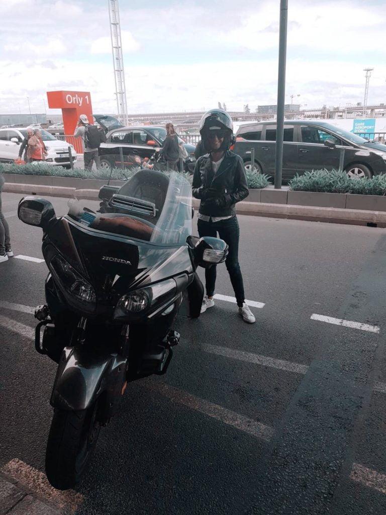 Taxis moto Paris : Pourquoi prendre le taxi de Paris ?