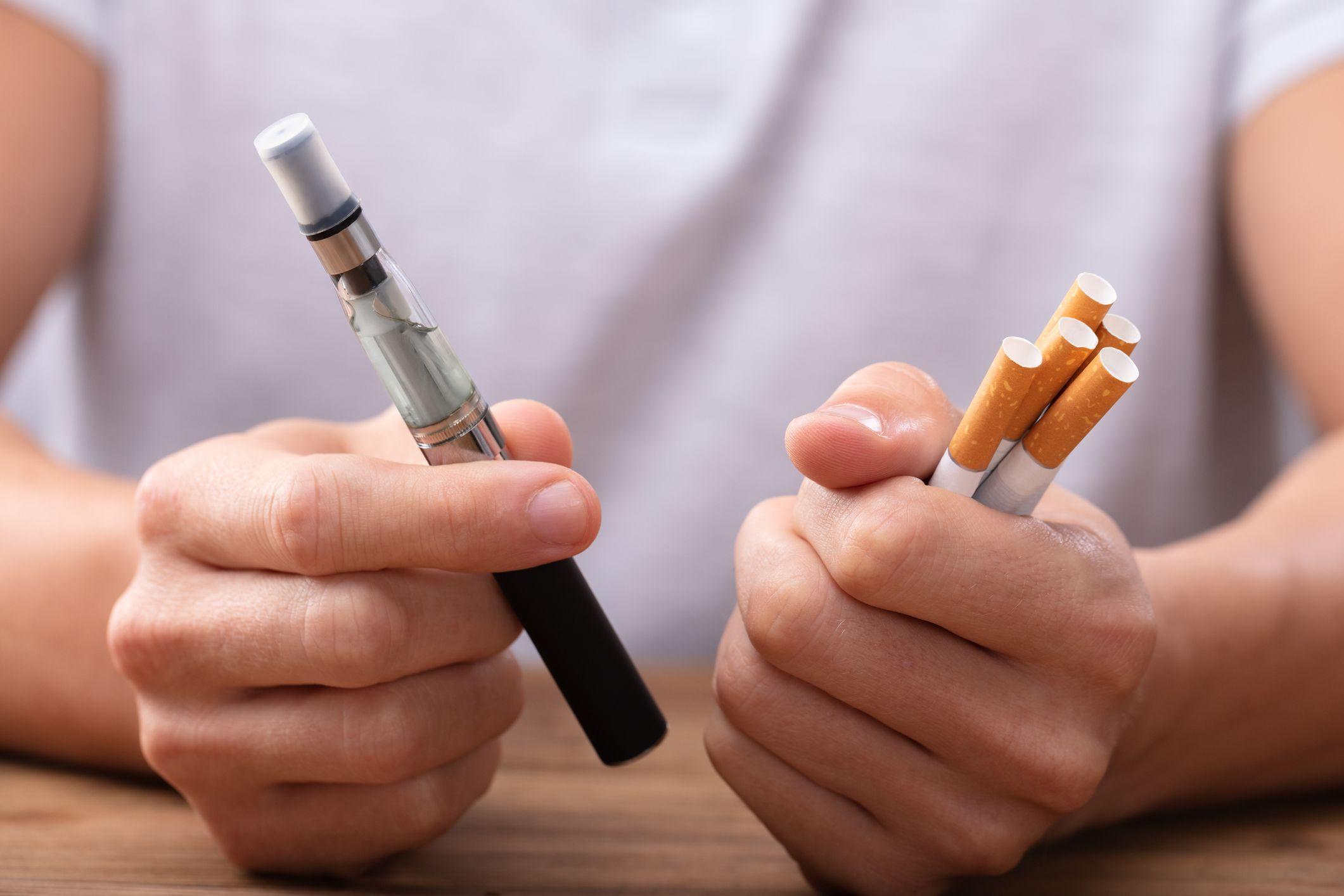 Cigarette électronique : quels sont les problèmes rencontrés avec la e-cigarette ?