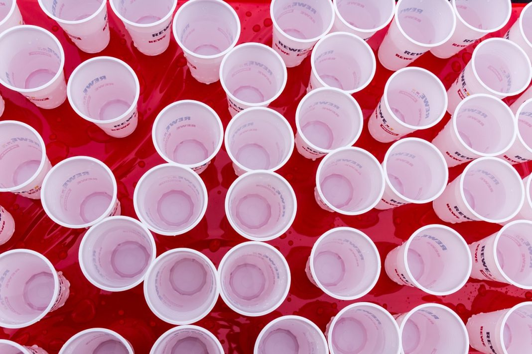 Gobelet plastique pas cher